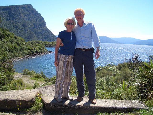 Andrew & Venessa